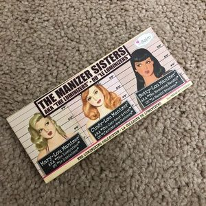 The Balm Manizer Sisters Highlight